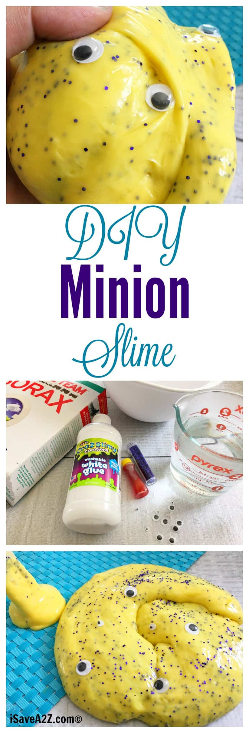 DIY Minion Slime
