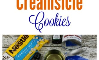 Check out our Easy Funfetti Creamsicle Cookies recipe! These just scream summer and are so delicious!! Try them for yourself!