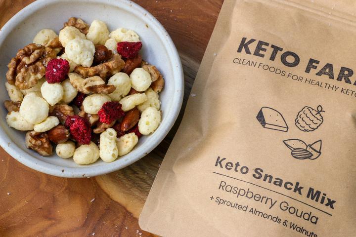 Keto Farms Crunchy Keto Snacks