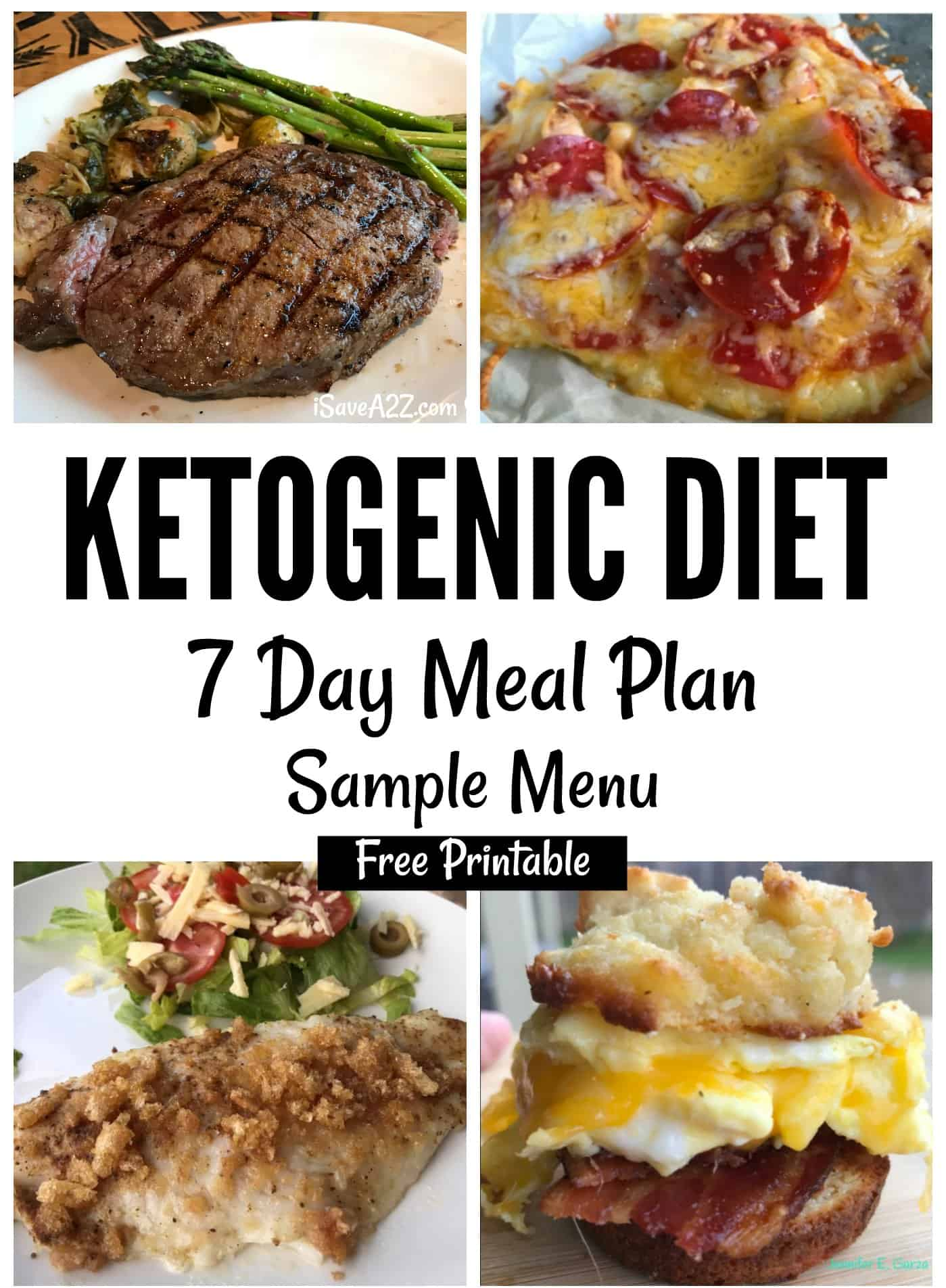 free sample of a keto diet