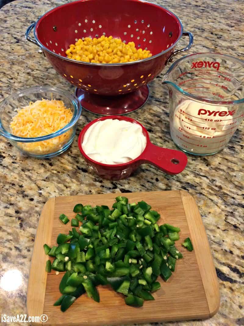 Quick Jalapeno Corn Dip Recipe