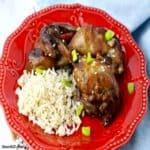 Simple Instant Pot Chicken Teriyaki Recipe
