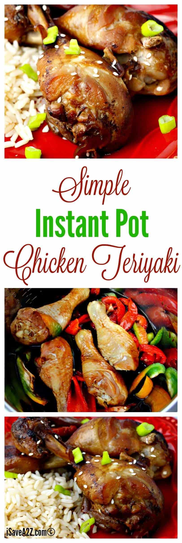 how to make simple teriyaki chicken