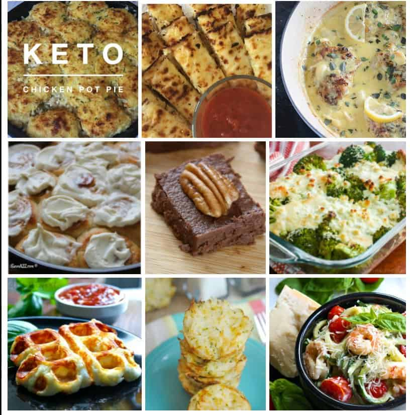 Top 50+ Delicious & Easy Keto Friendly Recipes