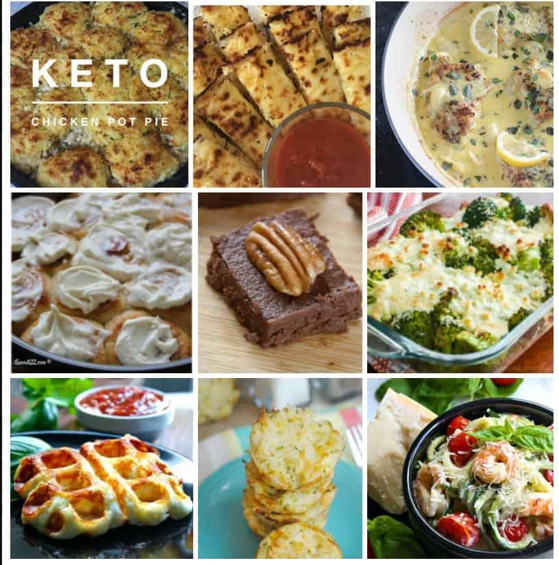 Top 50+ Delicious & Easy Keto Friendly Recipes