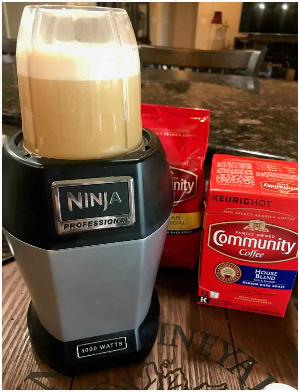Pumpkin Spiced Butter Coffee Recipe