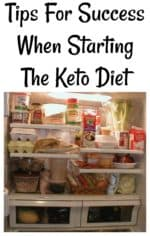 Tips For Success When Starting The Keto Diet