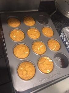 Keto Pumpkin Cheesecake Cupcakes Recipe