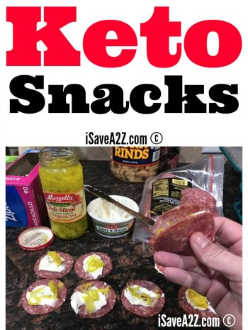 Top 10 Keto Snacks
