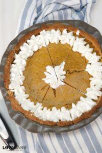 Low Carb Coconut Flour Pie Crust Recipe