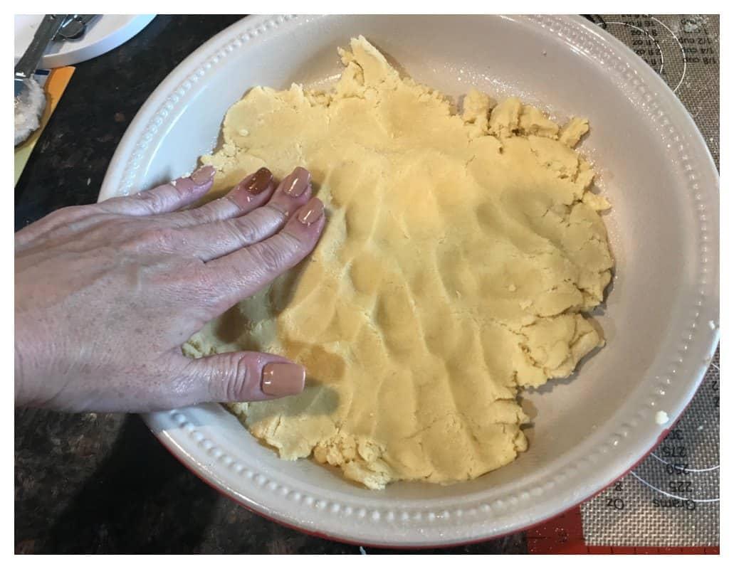 Homemade Low Carb Coconut Flour Pie Crust Recipe
