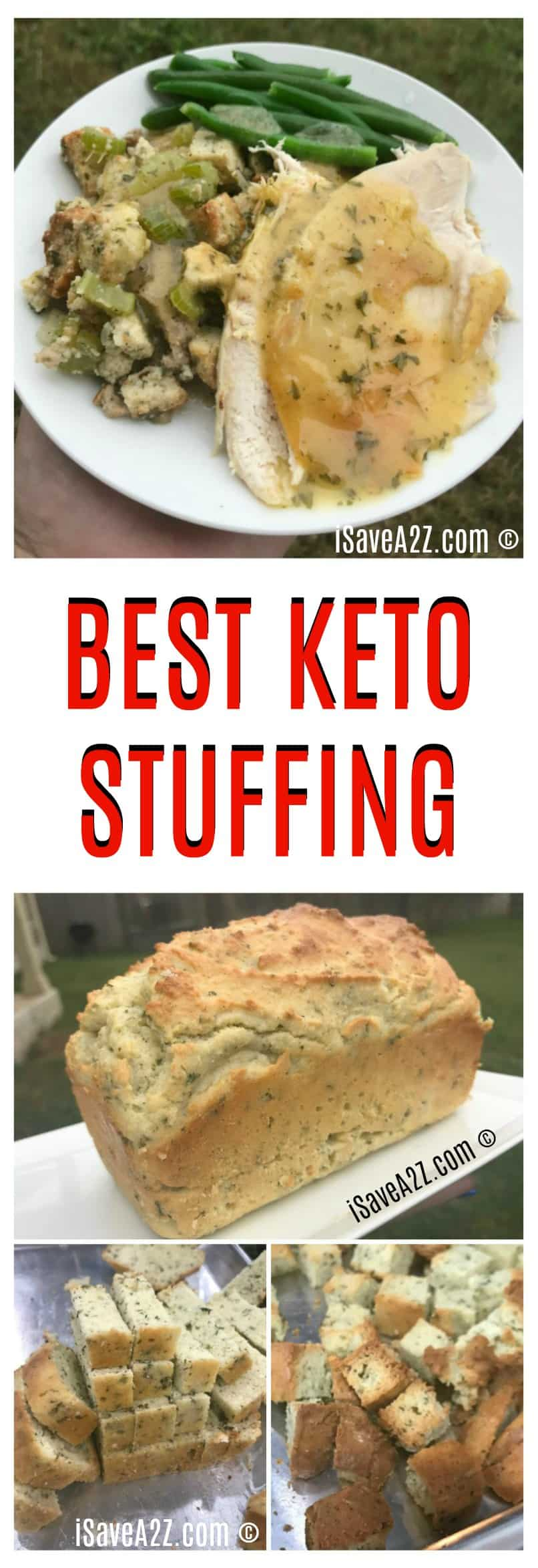 Best Keto Stuffing Recipe