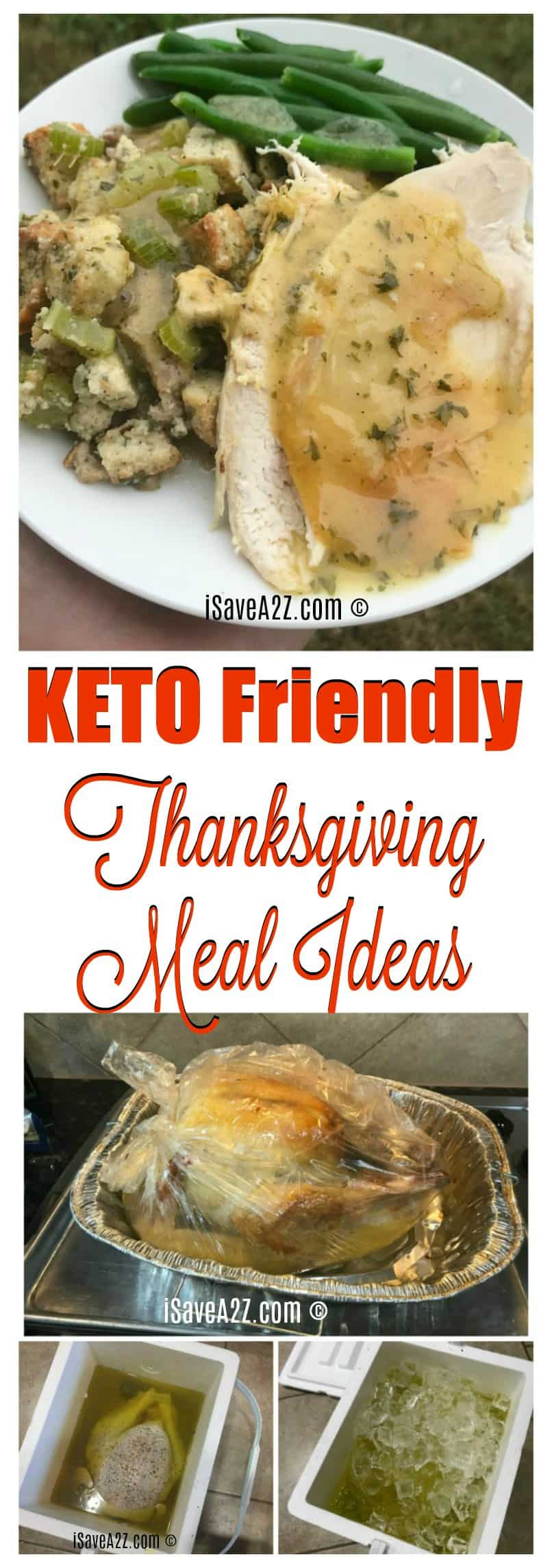 Keto Turkey Gravy Recipe