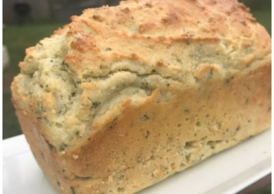 Keto Savory Bread Recipe hero