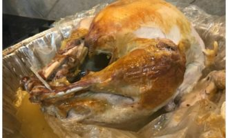 Keto Pickle Juice Brine Turkey Recipe
