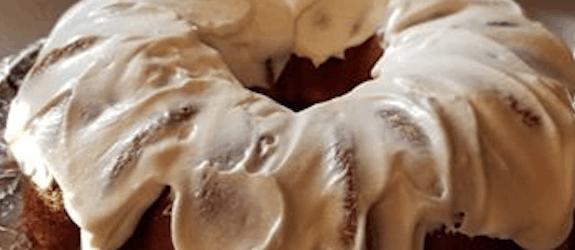 Keto Pumpkin Pound Cake Recipe
