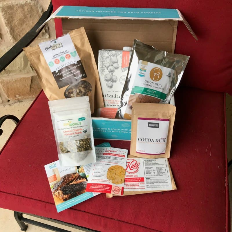 Keto Subscription Box