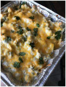 recipe: salsa verde chicken casserole [31]