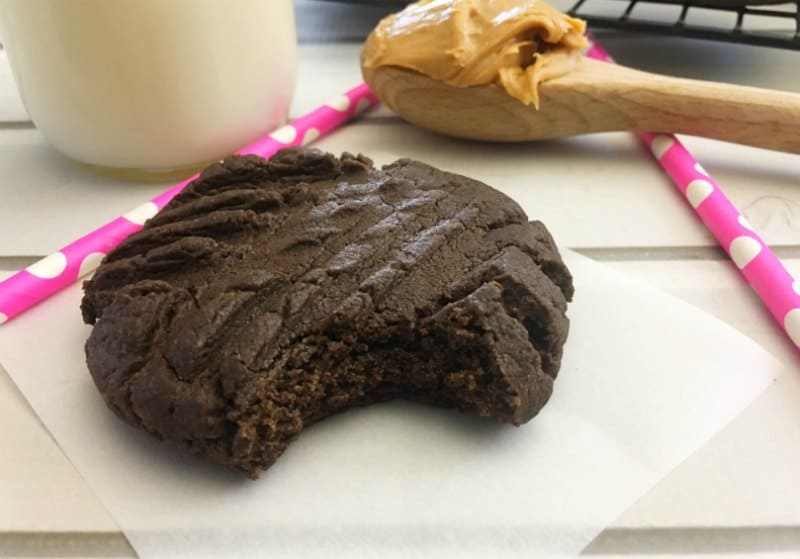 Chocolate PB Cookies
