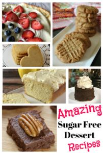 33 Amazing Sugar Free Dessert Recipes