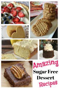 33 Amazing Sugar Free Dessert Recipes
