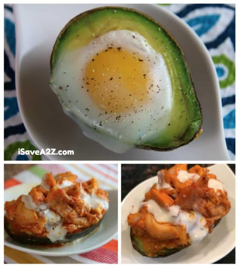 Keto Baked Avocado Recipe Ideas - iSaveA2Z.com
