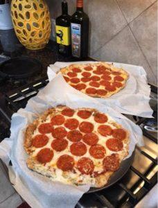 Keto Fat Head Dough Pizza Recipe