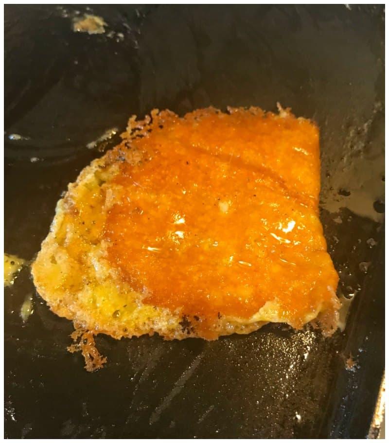 Keto Fried Cheese treats!