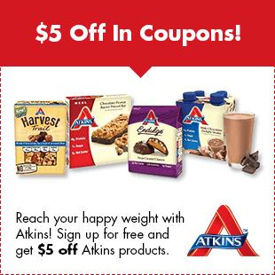 Free Atkins Starter Kit