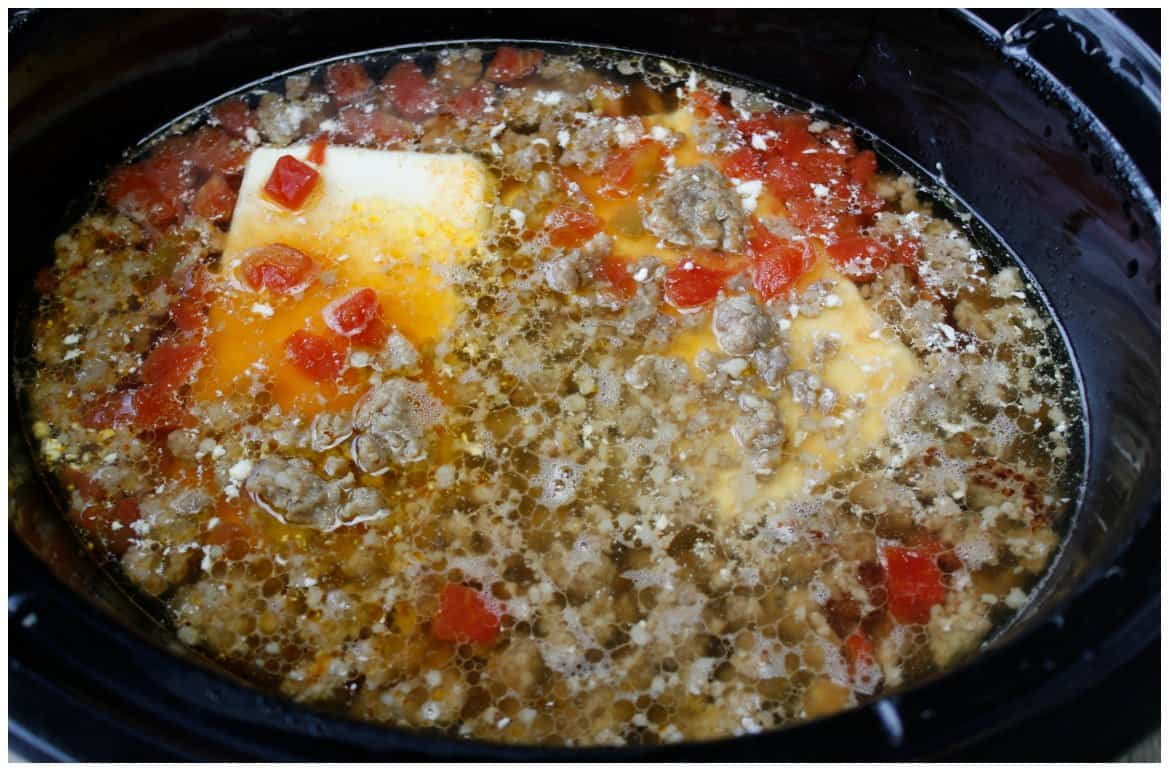 Easy Taco Soup Recipe Made In The Crockpot!