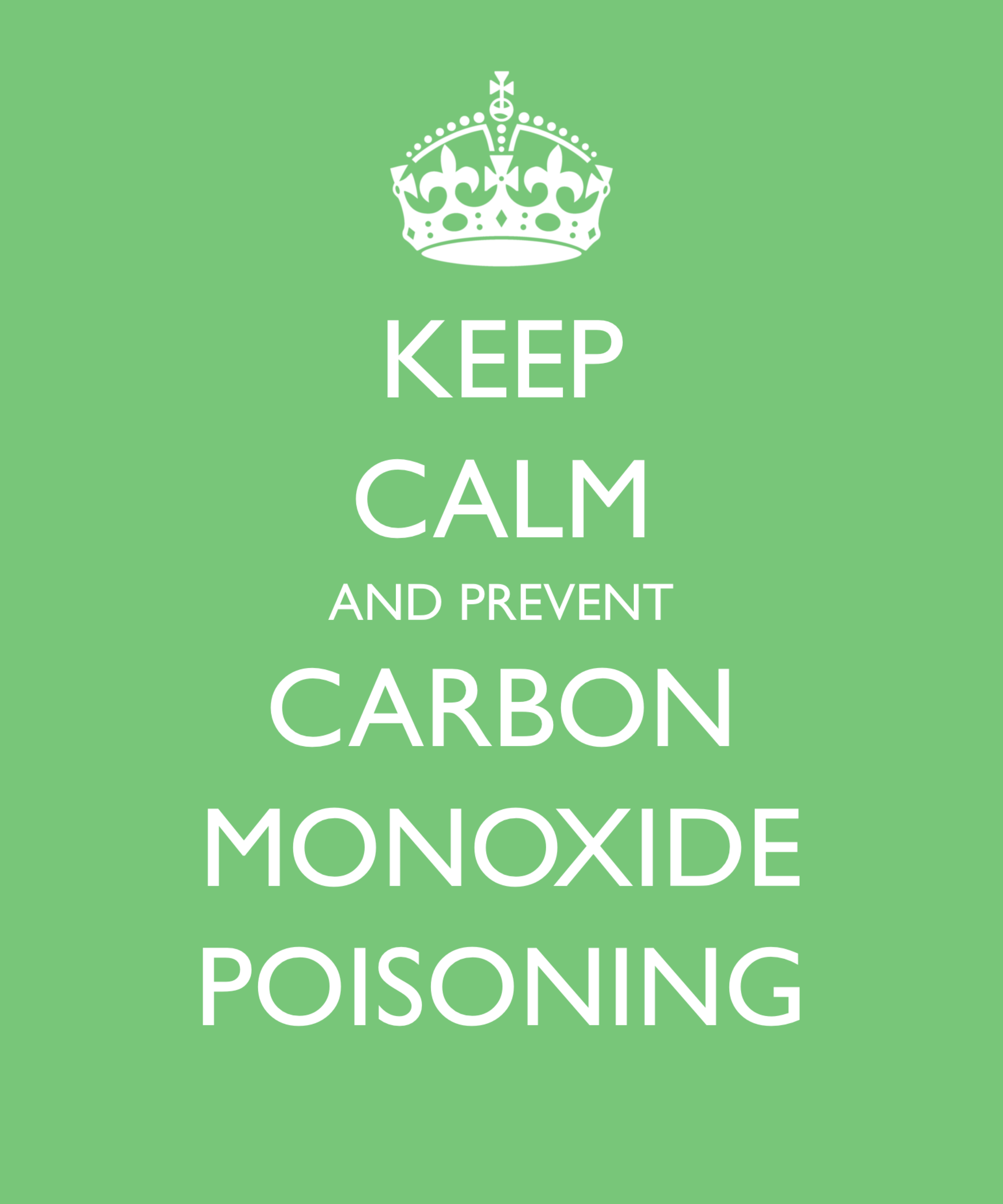 6 Signs of Carbon Monoxide Poisoning (Plus a Giveaway)