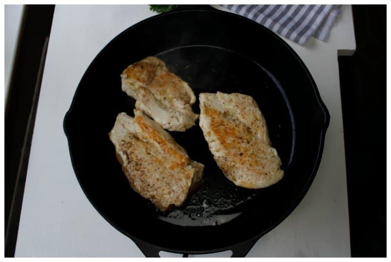Keto Lemon Pepper Garlic Chicken Recipe