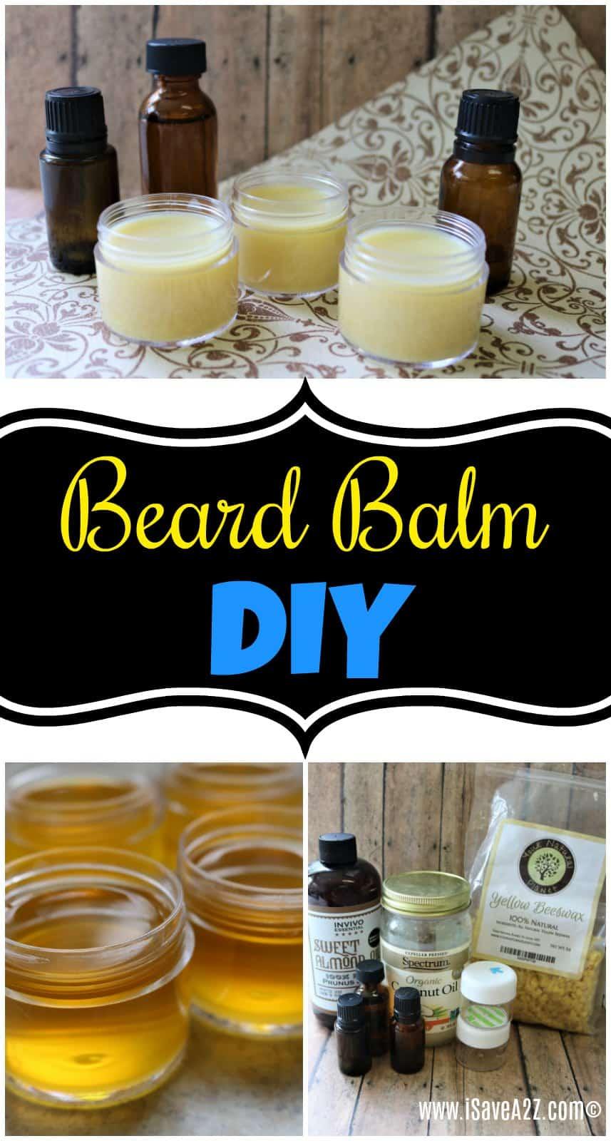 Bear Balm DIY