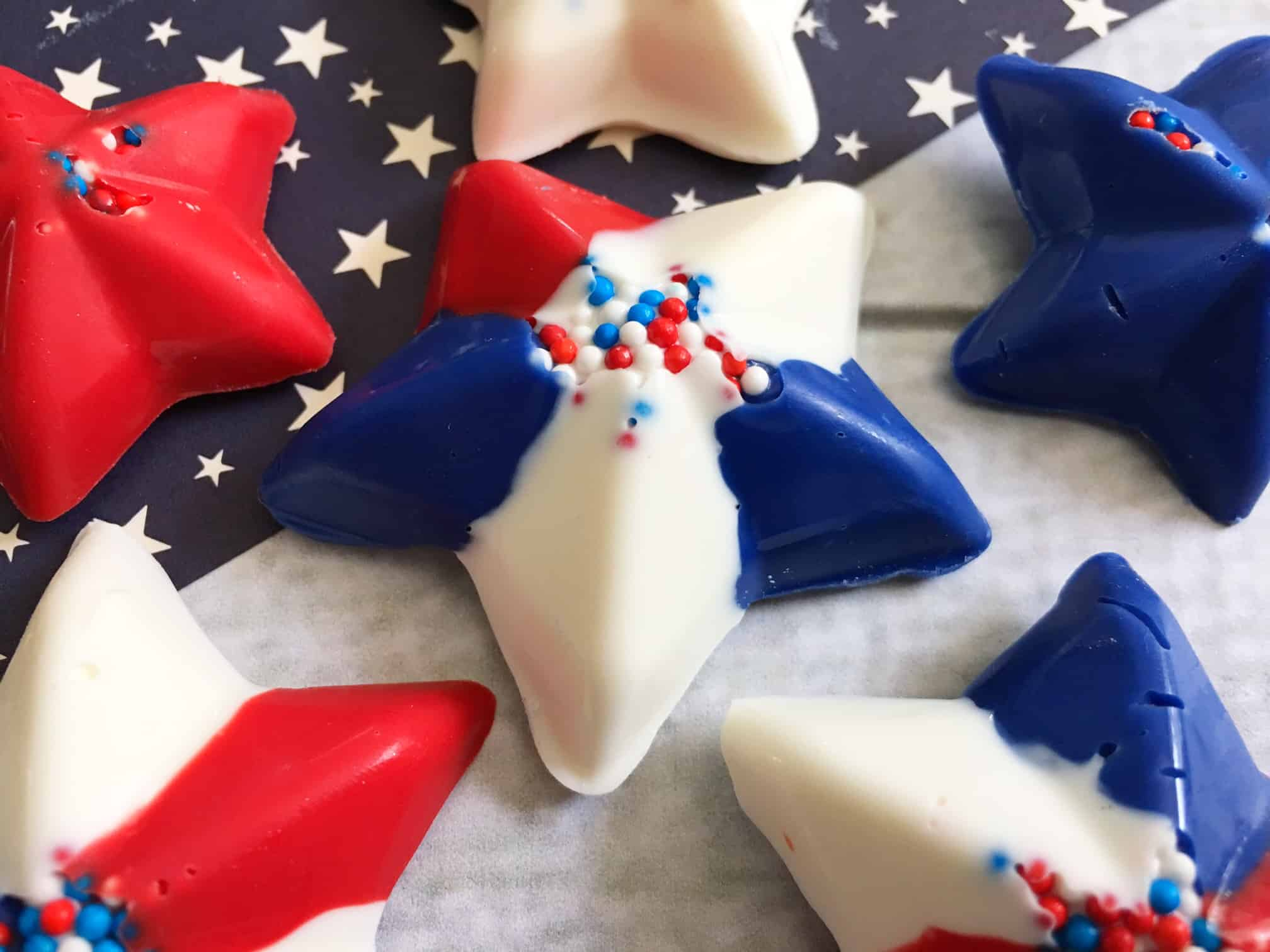 Red, White, and Blue Desserts - Best 4th of July Treats