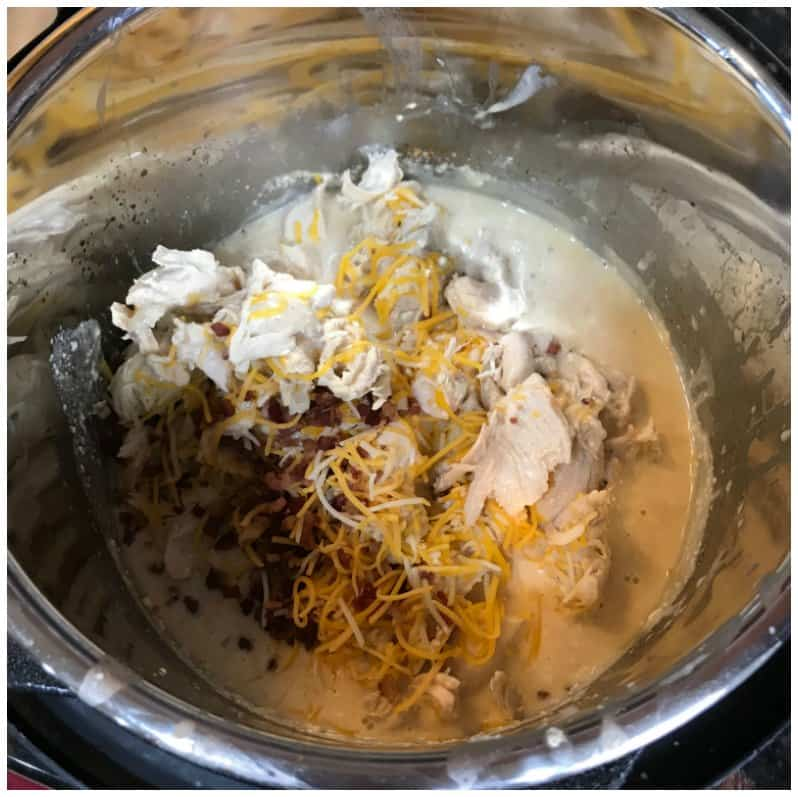 Instant Pot Keto Crack Chicken Recipe