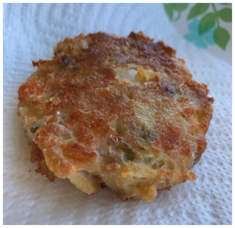 Keto Tuna Cakes Recipe