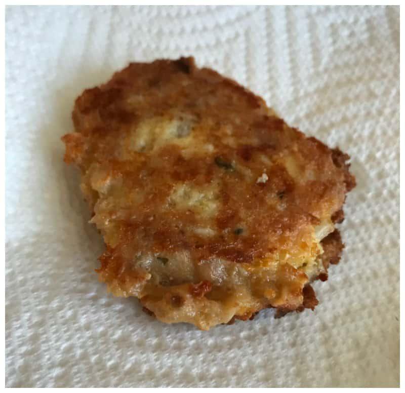 Recipe Tuna Cakes Baked