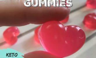 Sugar Free Gummy Bear Recipe