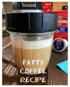 Fatty Coffee Recipe