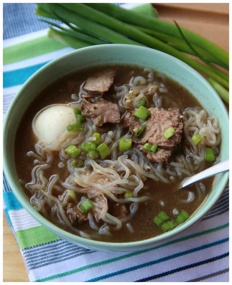 Keto Pho Soup Recipe