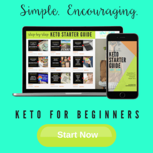 Keto Starter Course with Videos!