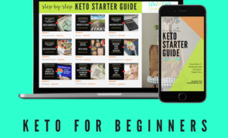 Keto Starter guide video course