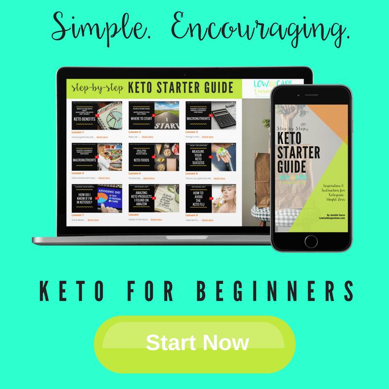 Keto Starter guide video course