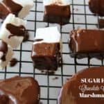 Sugar Free Chocolate Covered Marshmallows Recipe
