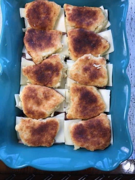 Keto Cuban Slider Sandwich Recipe
