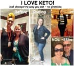 Keto Before and After Pictures