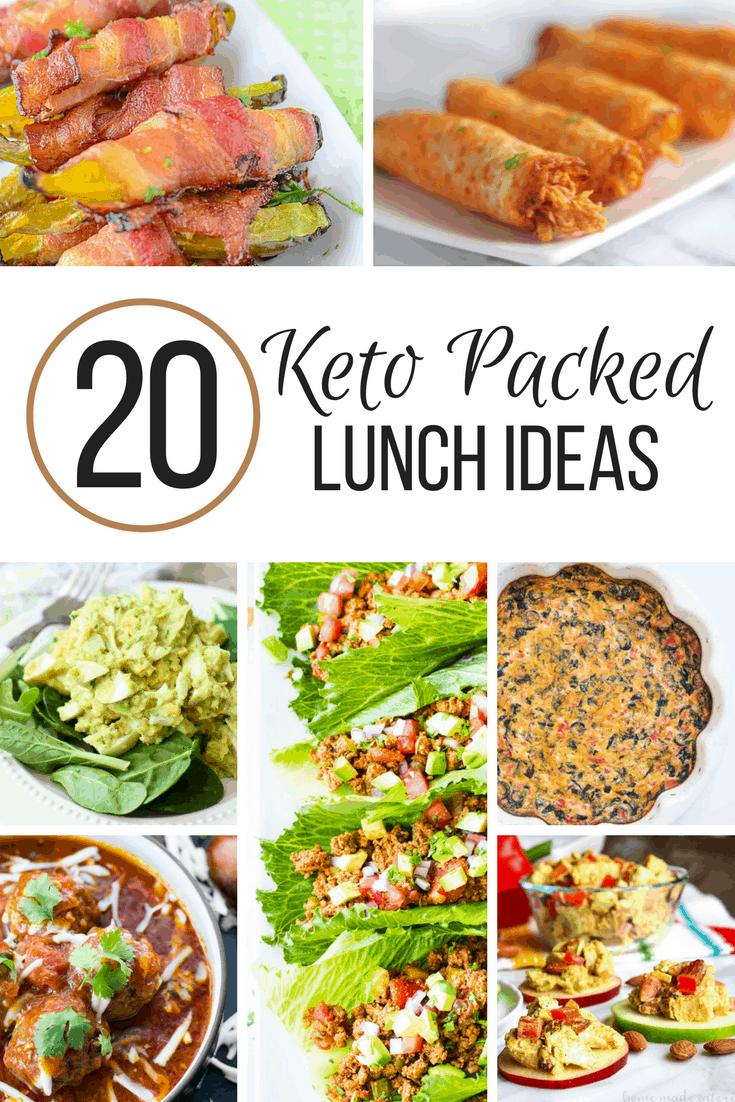 20 Keto Packed Lunch Ideas Isavea2z Com