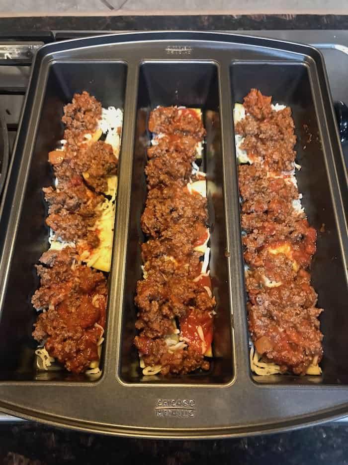 Keto Eggplant Lasagna Recipe