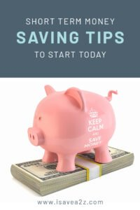 Sometimes life happens and it seems to happen at the wrong times. Here are some great tips to help you save money short term for when you just cannot wait.