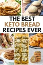 The BEST Keto Bread Recipes Ever!